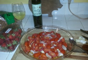Auntie Jo's Roasted Tomatoes 001
